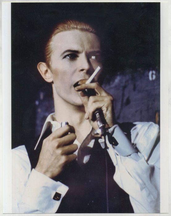 Jean Louis Rancurel - David Bowie