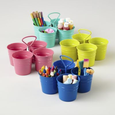 I Could Ve Bin A Container Art Caddy For Statler S Supplies He Can Bring Them To Table Use