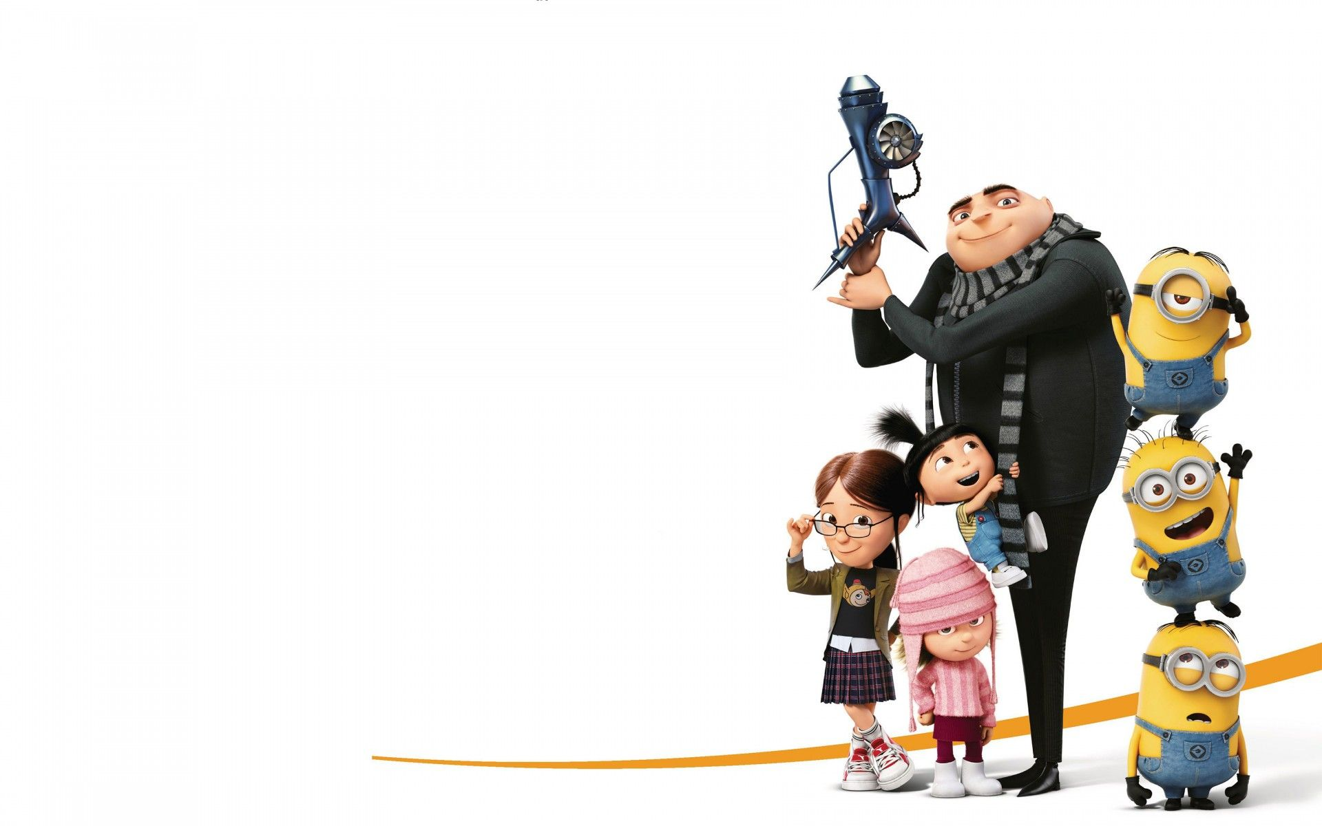 Download high quality Despicable Me 3 2017 Animation