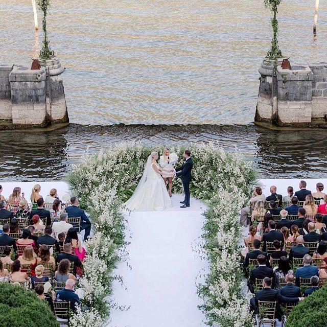 Lake Wedding Ideas: Stunning Laying Arch Wedding, Wedding Ideas, Wedding