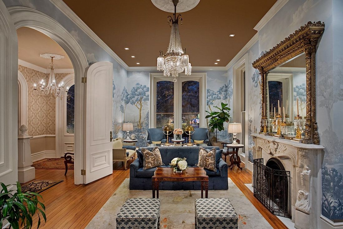 Hamilton Turner Inn Luxury Hotels In Savannah Ga