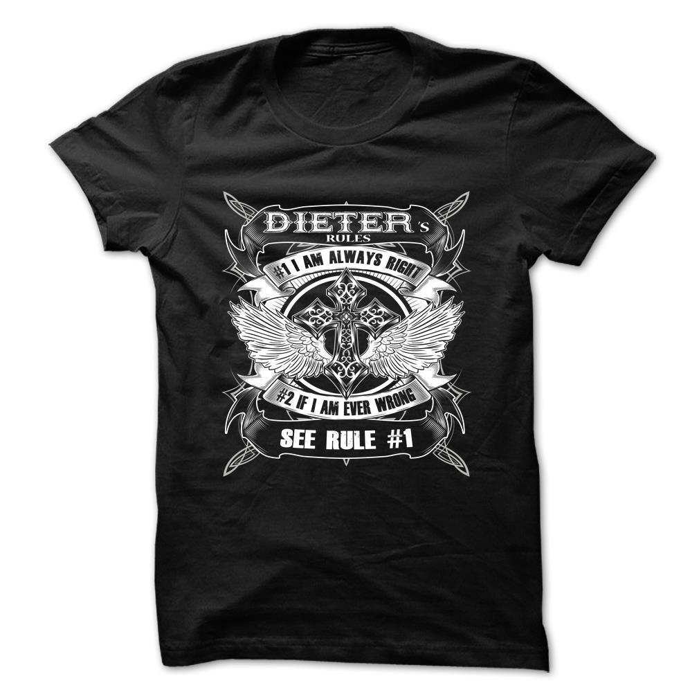 [Cool tshirt names] DIETER Teeshirt this week Hoodies, Funny Tee Shirts