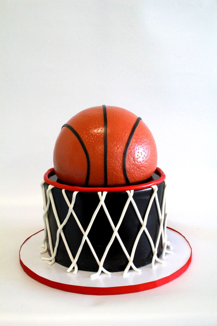 Football Cakes The Top 20 Ideas About Basketball Birthday Cake Basketball Birthday Cake Football Cake Basketball Cake
