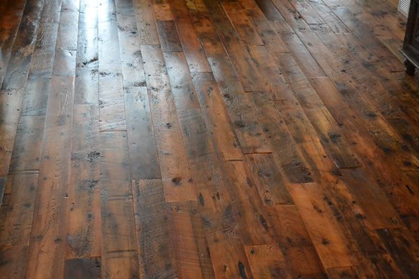 Distressed Wood Flooring Cheap Reclaimed Wood Flooring