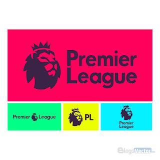 Premier League Logo Vector Cdr Dengan Gambar