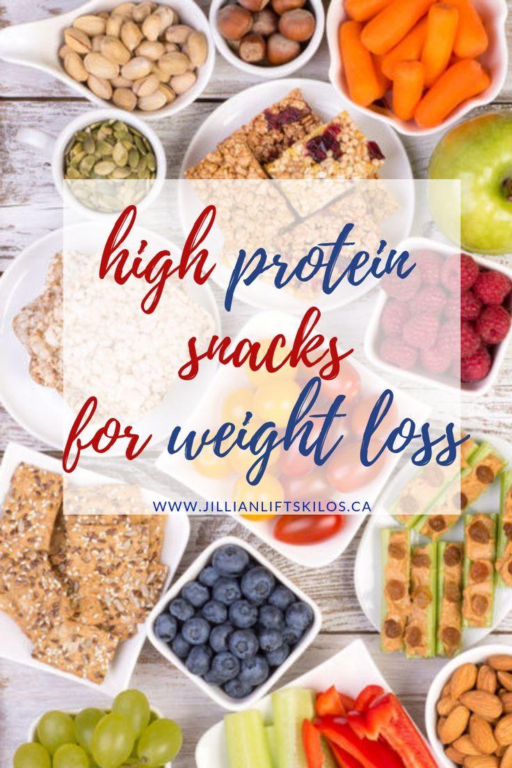 High Protein Snacks & Mini Meals • Jillianliftskilos • Weight Loss
