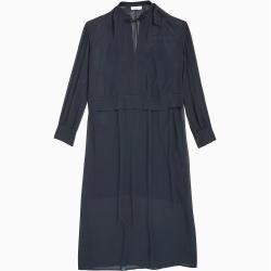 Photo of Calvin Klein geschichtetes Georgette-Kleid 34 Calvin KleinCalvin Klein