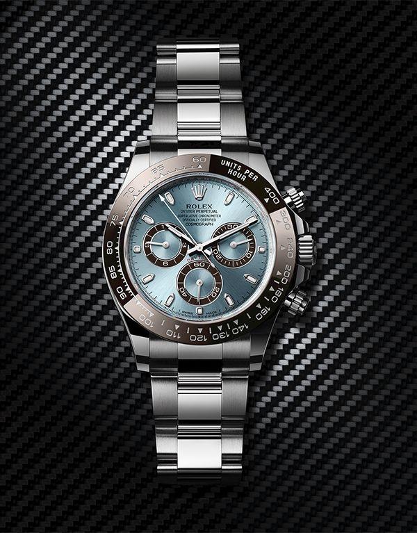 Rolex Cosmograph Daytona #rolexwatches