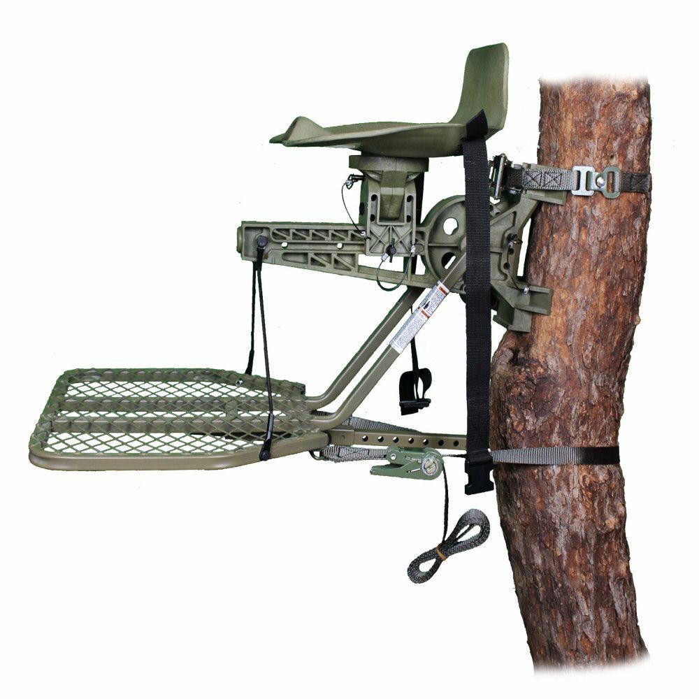Bow hunting chair - Swivelimb Treestand Deer Standsbow Huntingoutdoor