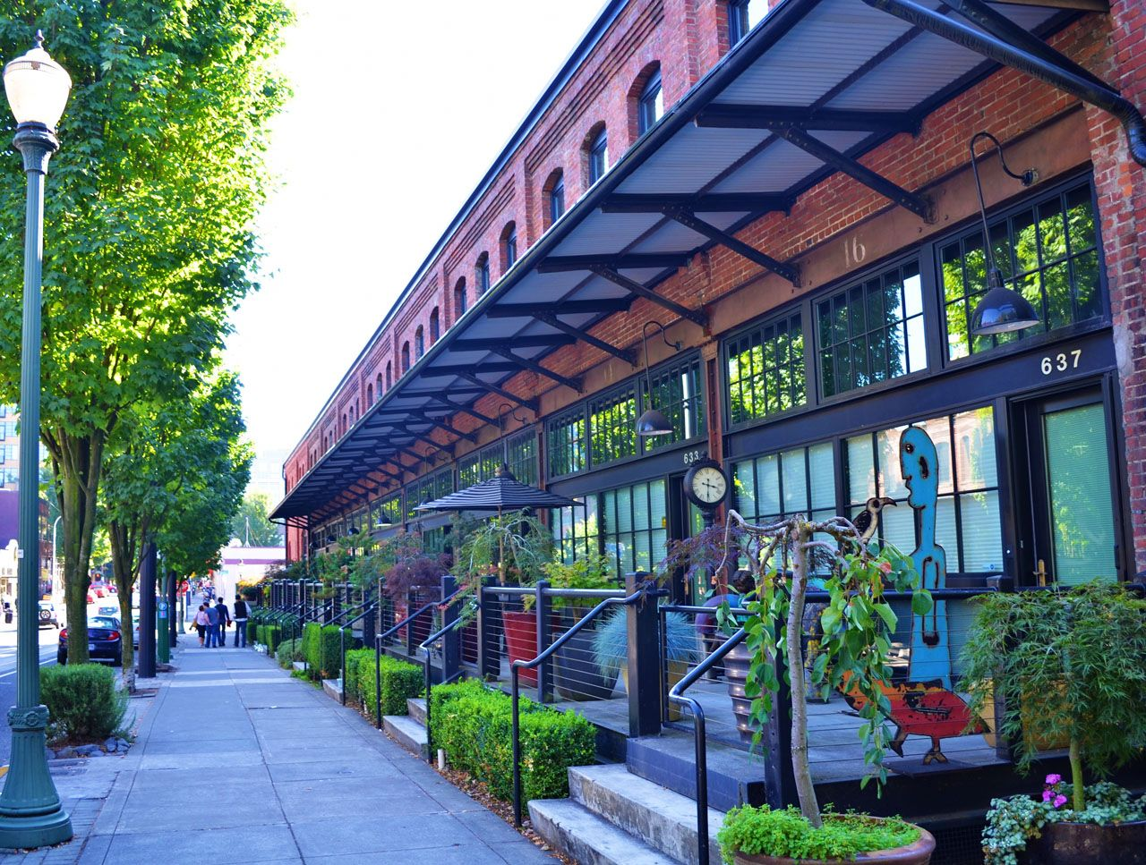 Townhomes in the Pearl.... | Pearl district portland ...