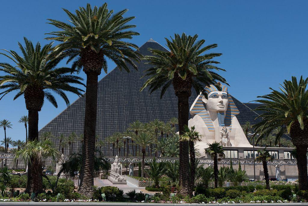 Luxor Casino/Hotel | por Pavel Safonov