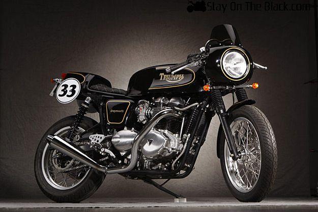 Schnaller Greymouth Thruxton Triumph Thruxton Bike Exif Classic Motorcycles
