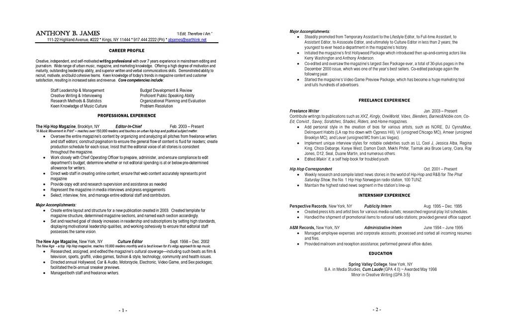17 Best images about resume on Pinterest | High school resume ...