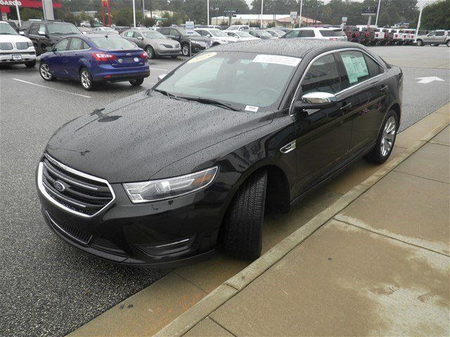 2015 Ford Taurus Limited Contact Lafayette Ford 5202 Raeford