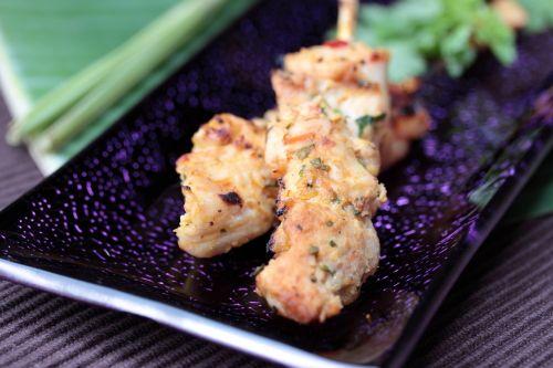 ThailändischesHähnchen-Saté - Home - kitchencowboy.de