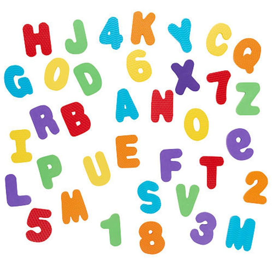 Babies R Us 36 Piece Foam Numbers Babies R Us Toy Store