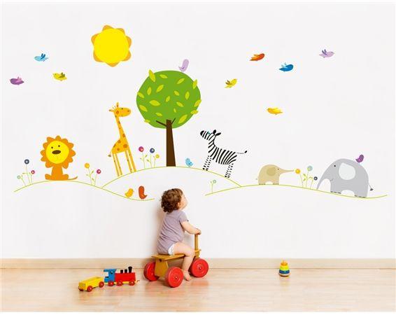 Bumoon je značka, dizajnových nálepiek na oživenie stien, pochádzajúca z Talianska. Dodajú detskej izbe tú správnu rozprávkovú…