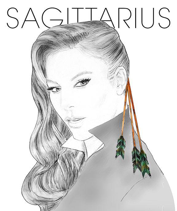 elle sagittarius love horoscope