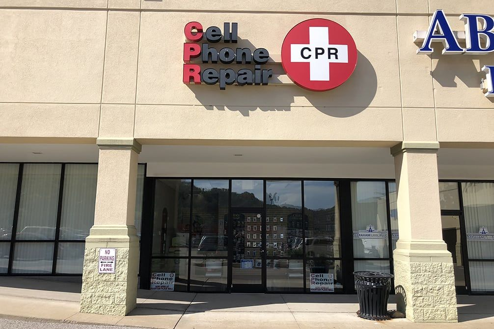 When you come to CPR Cell Phone Repair Logan, WV for an