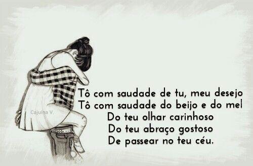 Beijos Gostoso Frase: Dominguinhos / Nando Cordel #IMissYou Tô