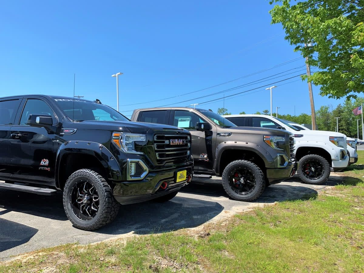 Excited To Announce Our New Rocky Ridge Lifted Gmc Sierra Lineup