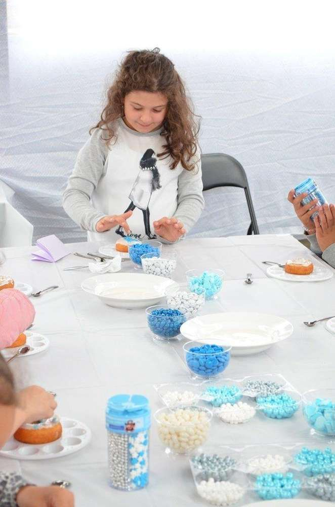 Donut Decorating Party | CatchMyParty.com