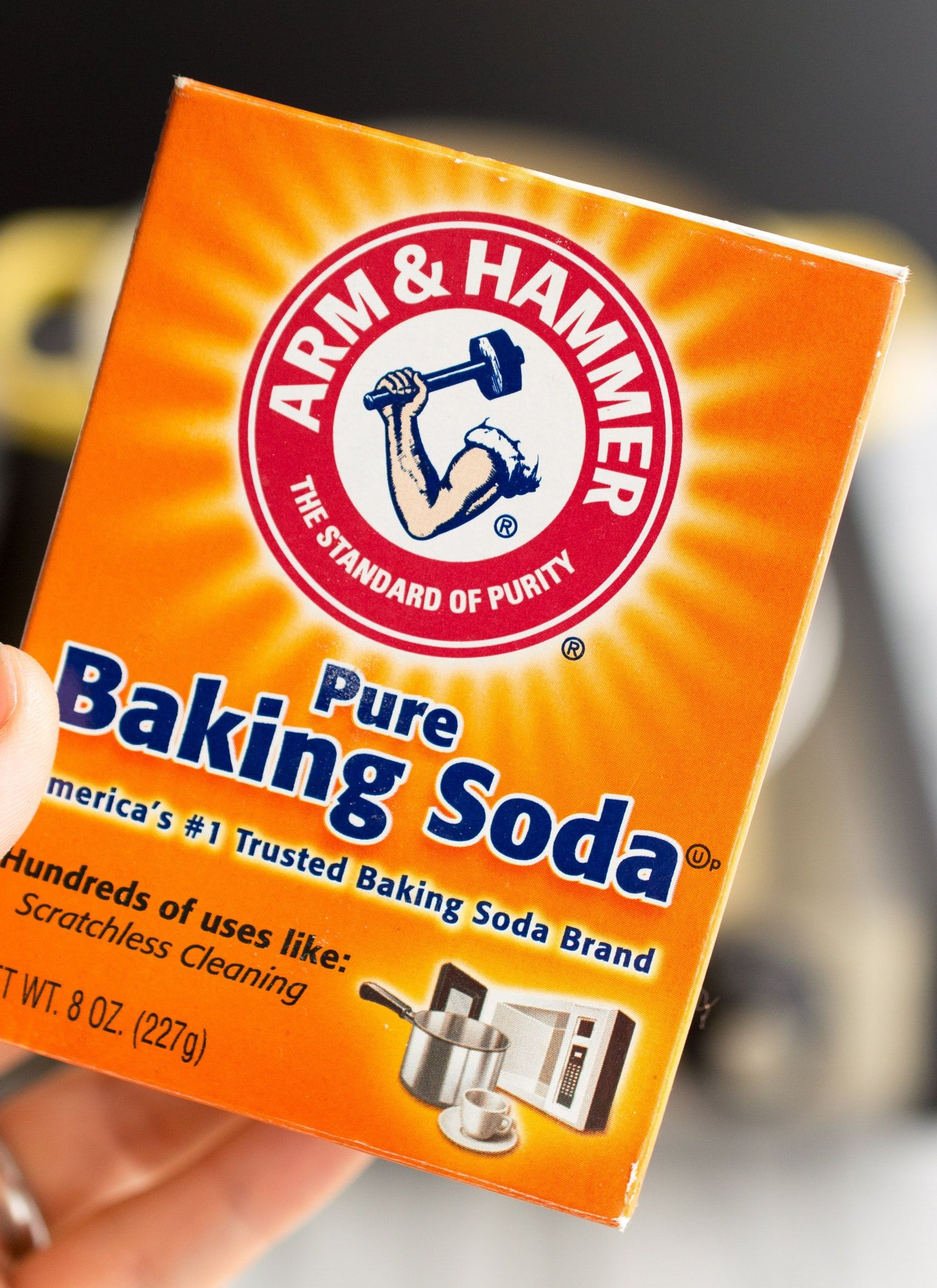 Baking Soda Uses For Cleaning Kitchens