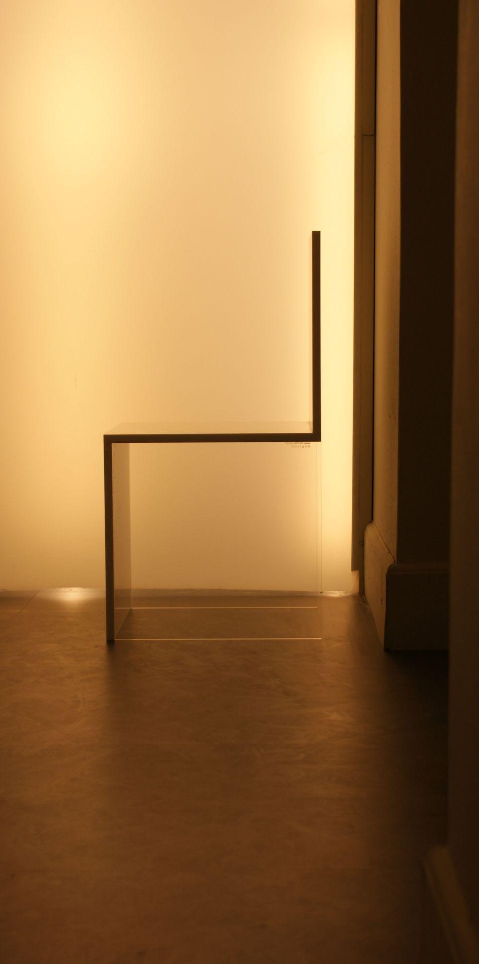 Sedia chair silla design magica bizarline plexiglas for Sedie fenice design