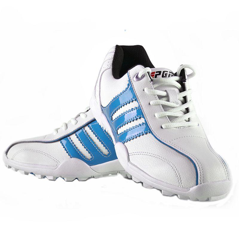 Brand Pgm Authentic Golf Kid Boy Shoes Children Waterproof -7613