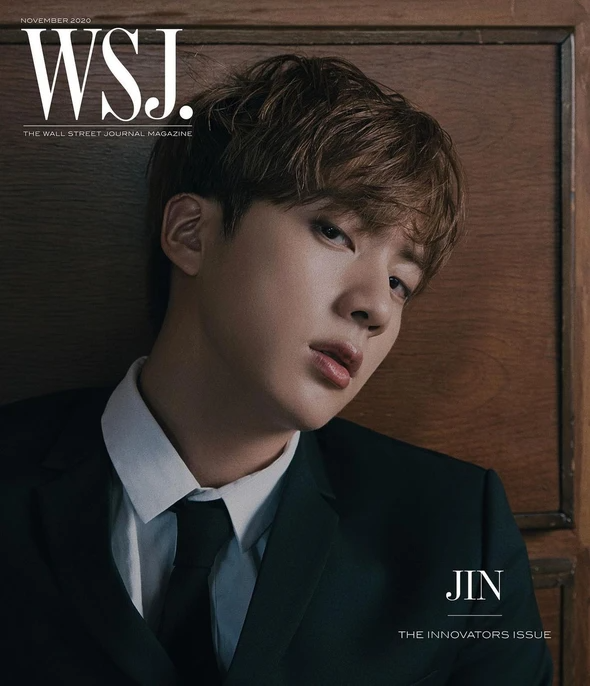 Bts Wsj Magazine November 2020 Innovators Special Edition In 2021 Wsj Magazine Korean Pop Group Bts
