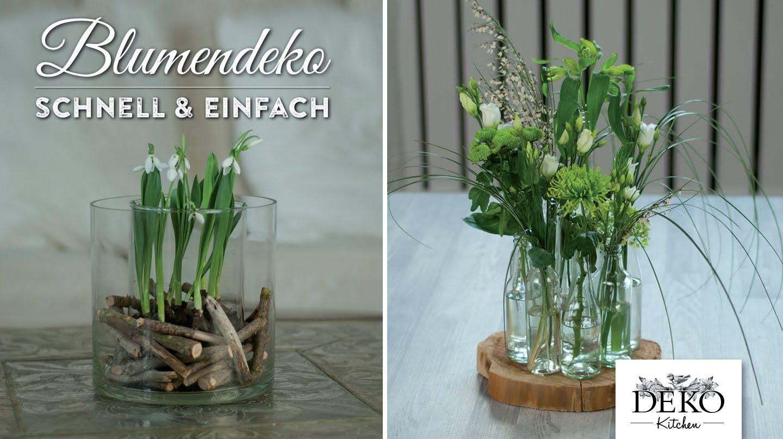 How To: Ausgefallene Blumendeko Für Den Frühling Schnell