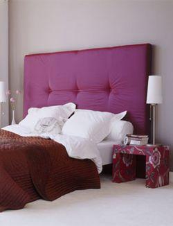 Droom je ook van een romantische slaapkamer in zo´n luxe hotelsfeer ...