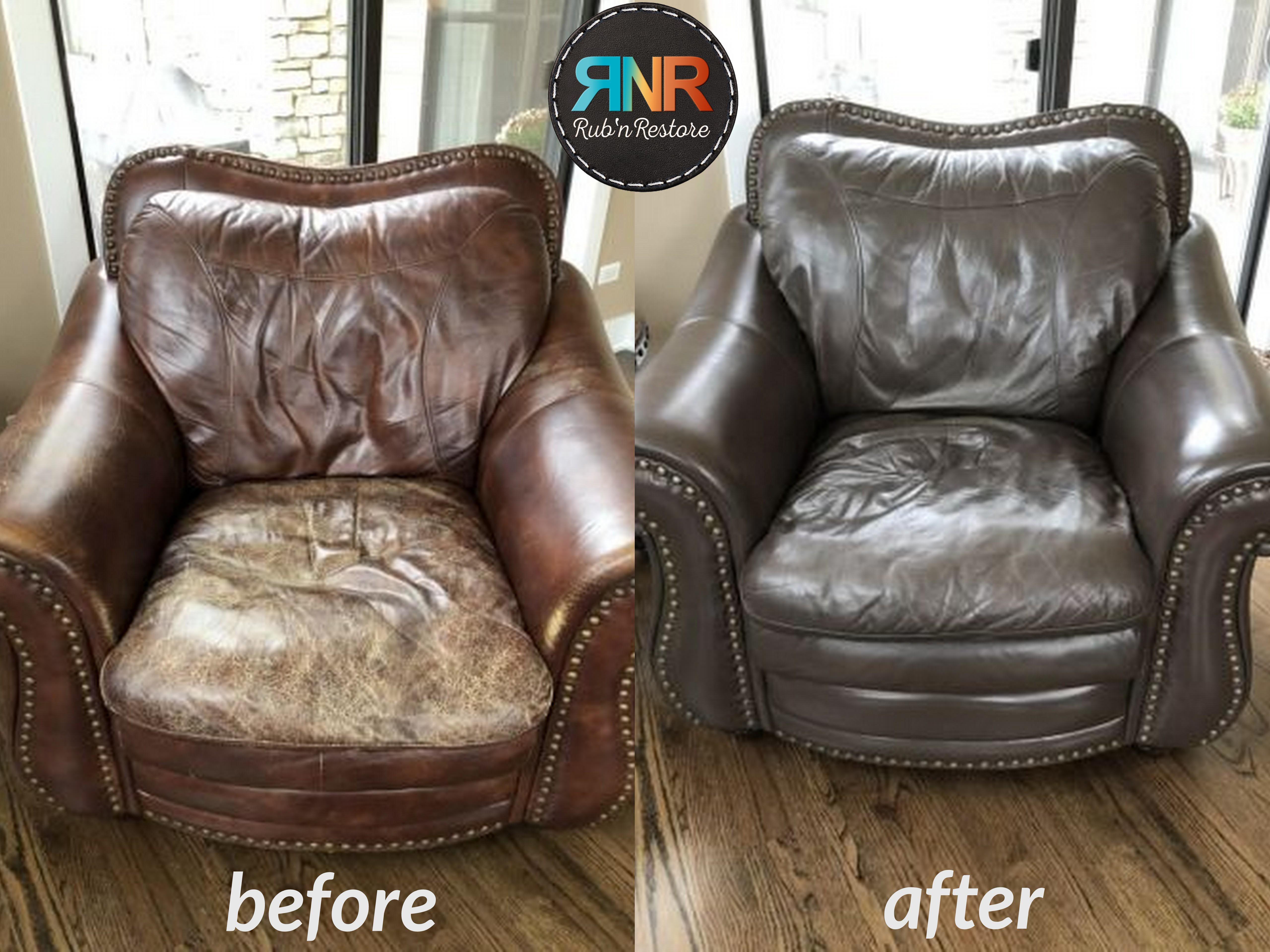 Espresso vinyl leather finish leather furniture