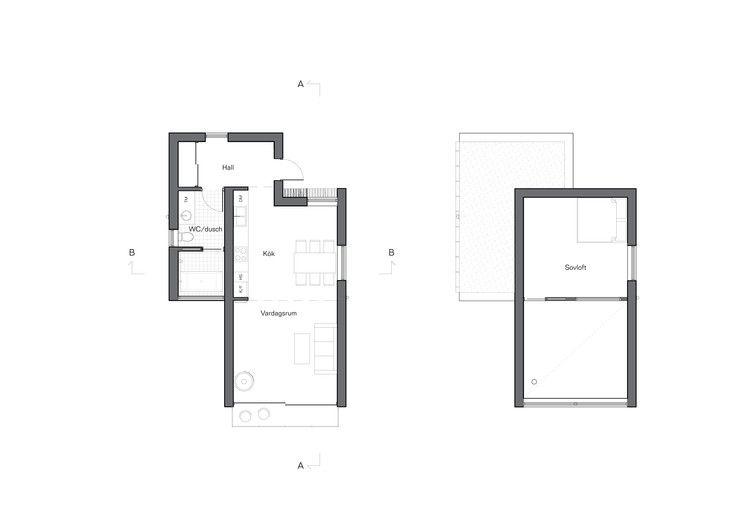 Hadars House Asante Architecture Design Smallest house