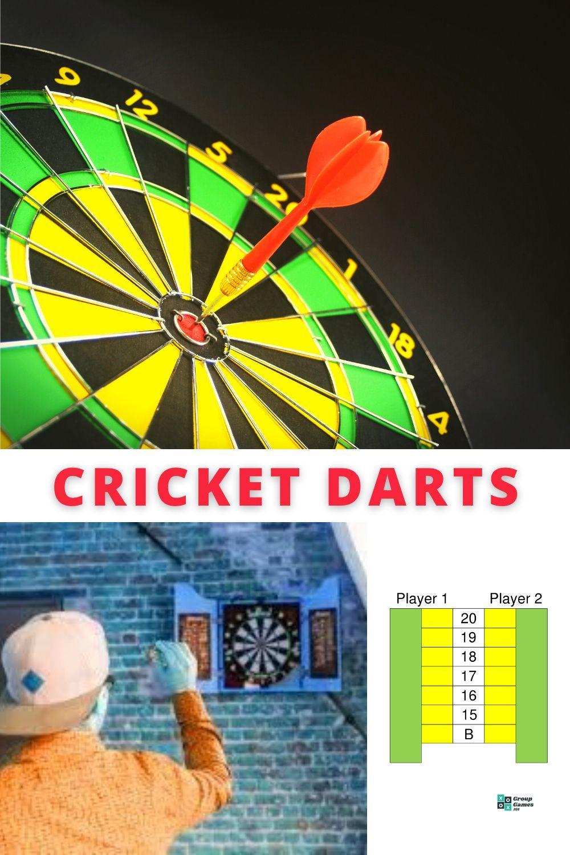 Cricket Dart Game Rules in 2020 Cricket darts, Darts