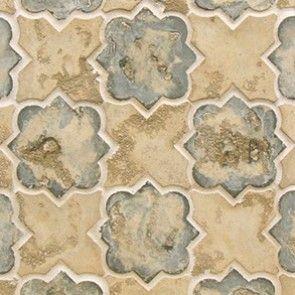 Arto Tile Concrete Arabesque Pattern 8c