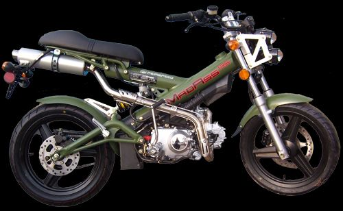 Moto-Scoot - Sachs Mad 125   Rides   Pinterest   Mopeds ... on mad design, mad parts, mad springs, mad building, mad fans,