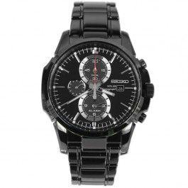 Solar Chronograph Watch