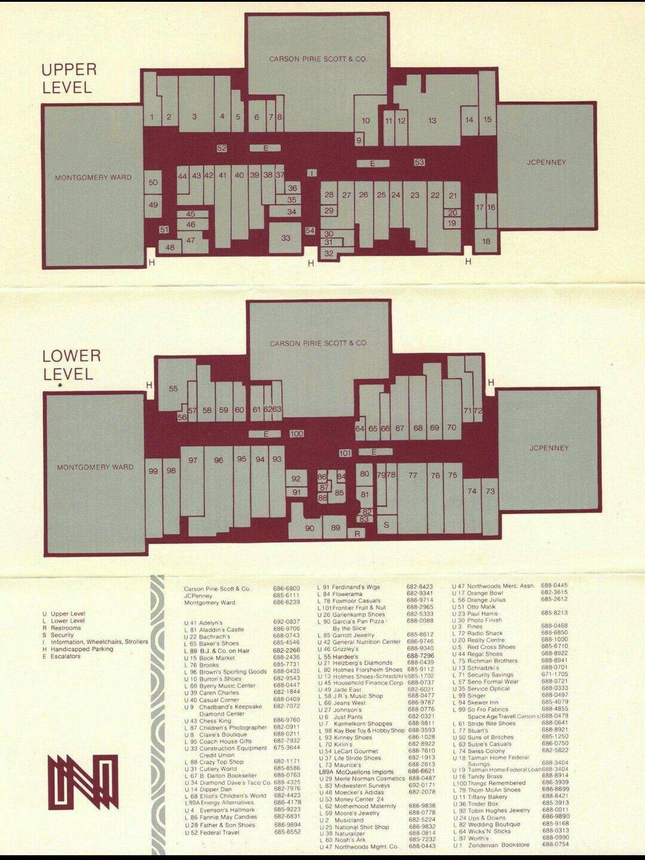 northwoods mall peoria il original directory [ 1080 x 1440 Pixel ]