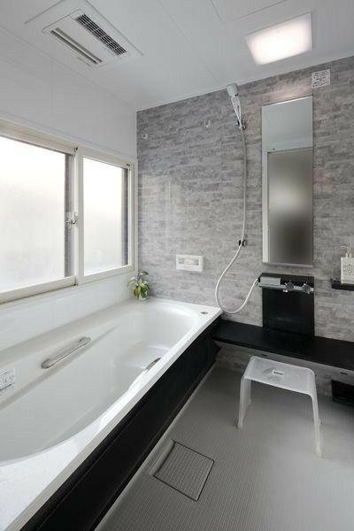 Lohas Studio 浴室 お風呂 Bathroomのリフォーム リノベーション おしゃれまとめの人気アイデア Pinterest Minomika トイレ 壁紙 おしゃれ ユニットバス シンプルモダンな家