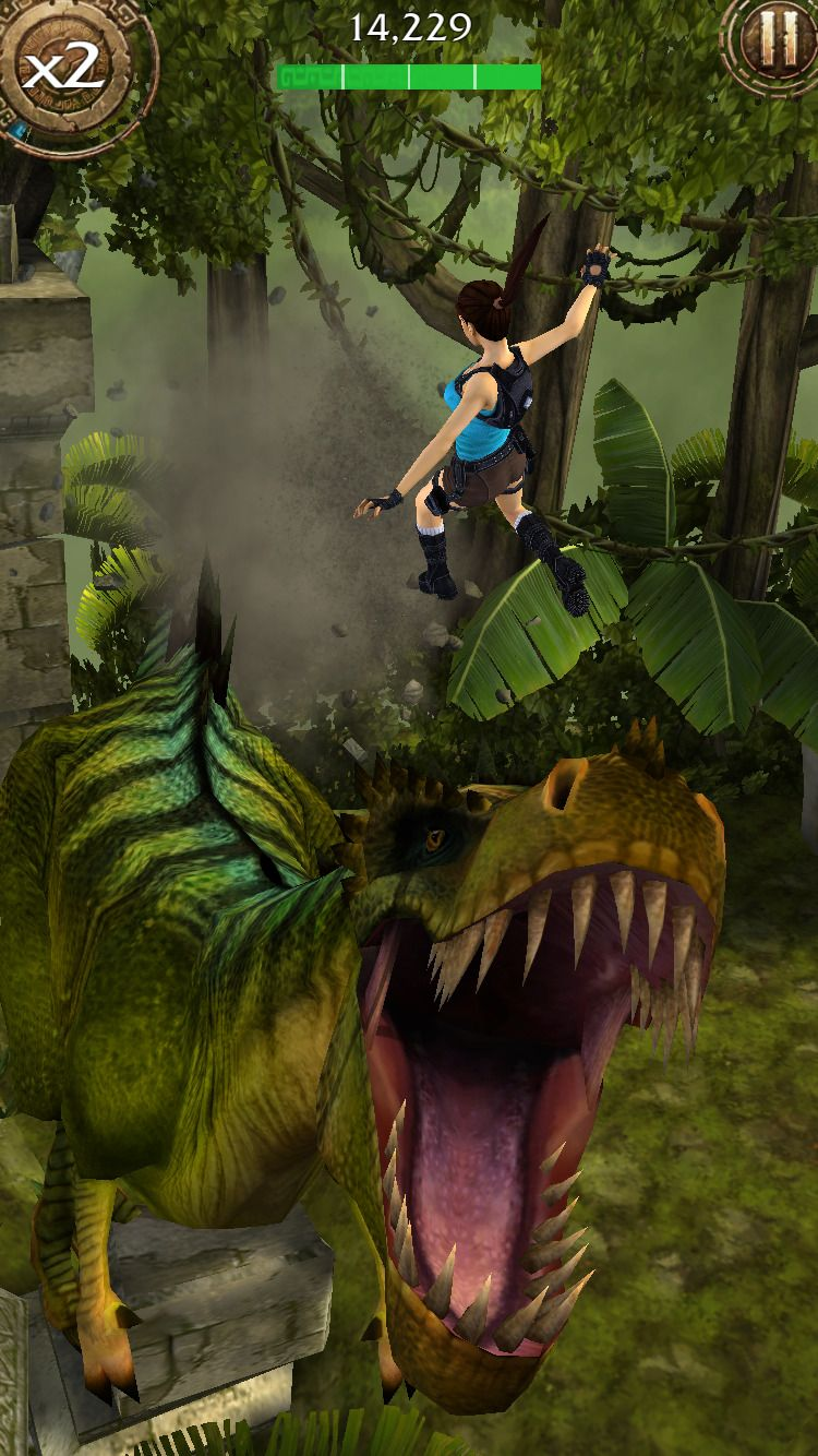 Lara Croft Relic Run Hack APK - Get 9999999 Gems and Coins