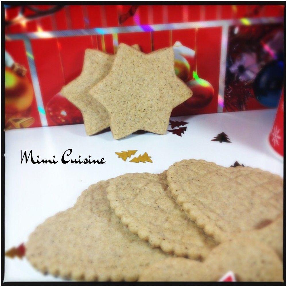 Biscuits de Noel de Mimi Cuisine Recette Companion