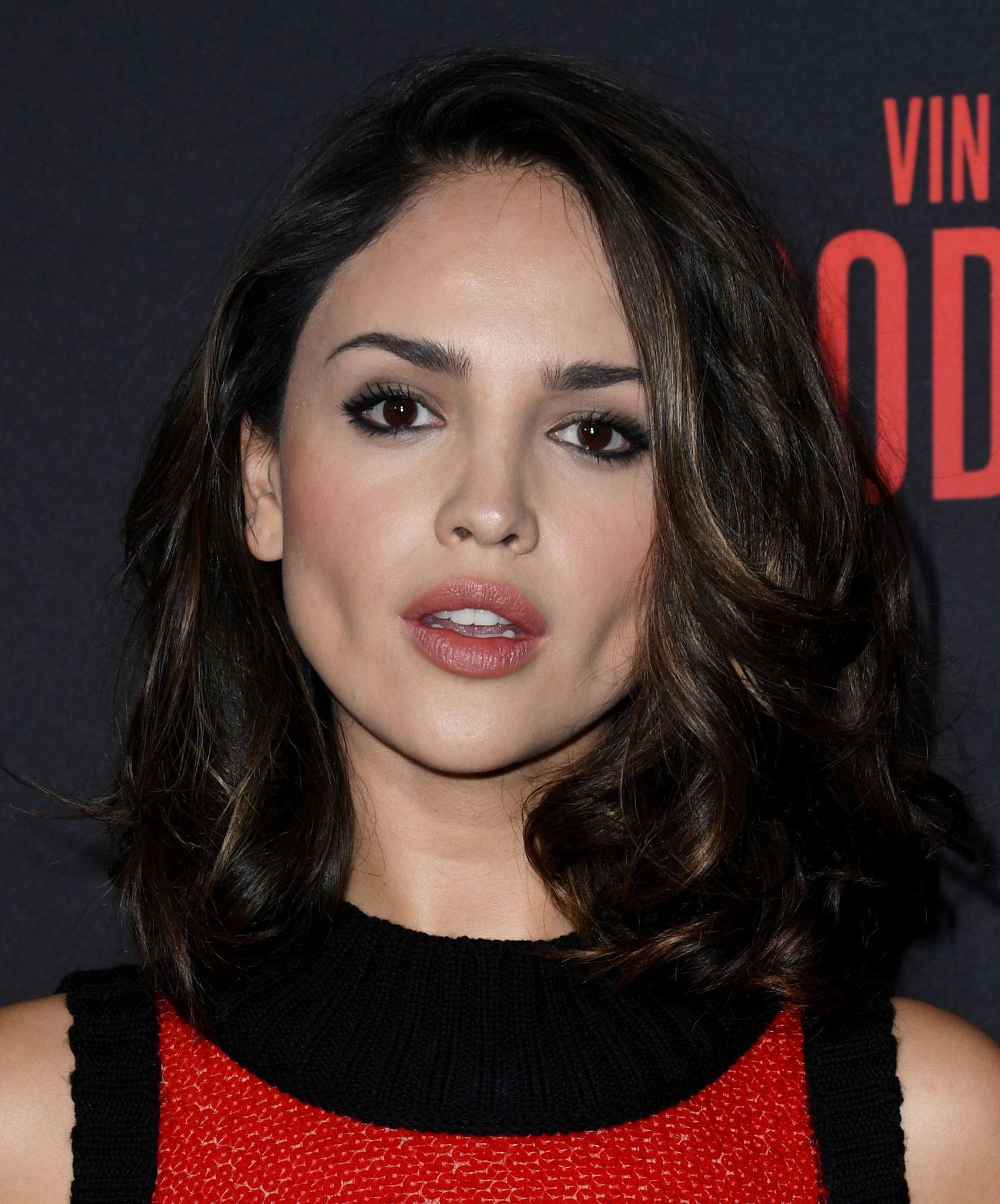 "Eiza Gonzalez at the ""Bloodshot"" Los Angeles Premiere in"