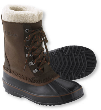 Mens Waterproof Snow Boots With Fur