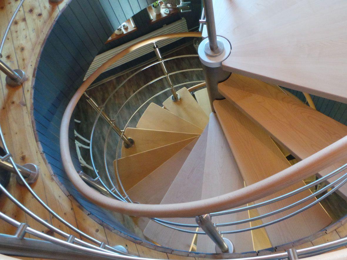 Best How To Make Bent Handrails 42Mm Bendywood® Beech 400 x 300