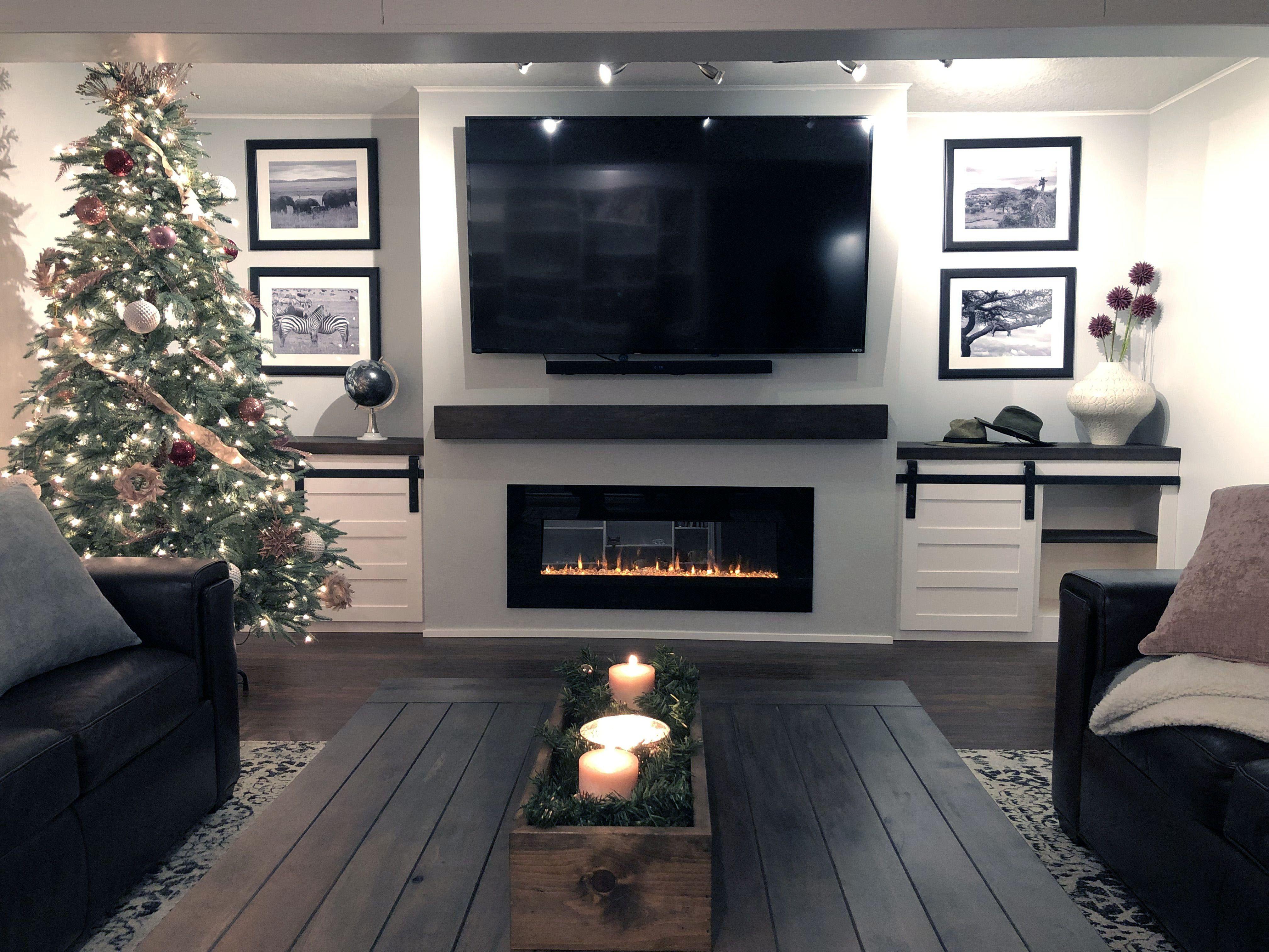 Smart Basement Bar Ideas Making Your Cellar Pub Sparkle Homes Tre Basement Living Rooms Living Room With Fireplace Basement Fireplace