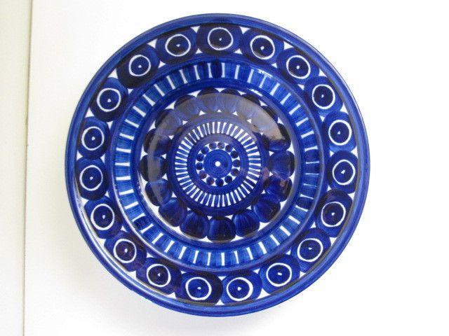 Arabia China \u0026 Dinnerware | eBay  sc 1 st  Pinterest & Arabia Finland Valencia Ulla Procope soup-plate | Just Art and ...