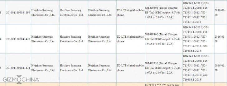 In China wurden nun das kommende Samsung Galaxy S7 und Galaxy S7 edge bereits zertifiziert. Dort hat es die 3C (China Compulsory Certification) Zertifizierungsbehörde durchlaufen  http://www.androidicecreamsandwich.de/samsung-galaxy-s7-und-galaxy-s7-edge-in-china-zertifiziert-534154/  #samsunggalaxys7   #galaxys7   #samsunggalaxys7edge   #galaxys7edge   #samsung   #samsunggalaxy   #smartphone   #smartphones   #android