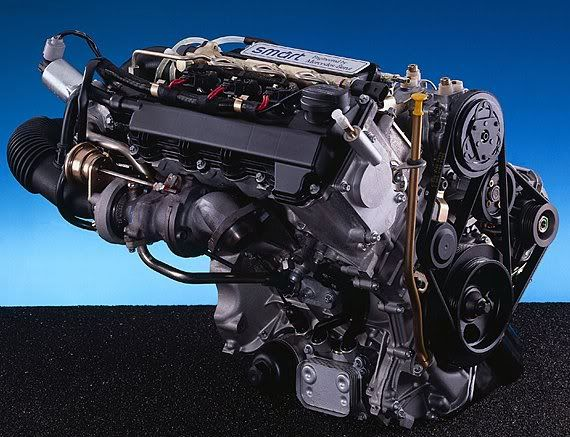 799cc 3 Cylinder Om660 Turbocharged Common Rail Injected Cdi