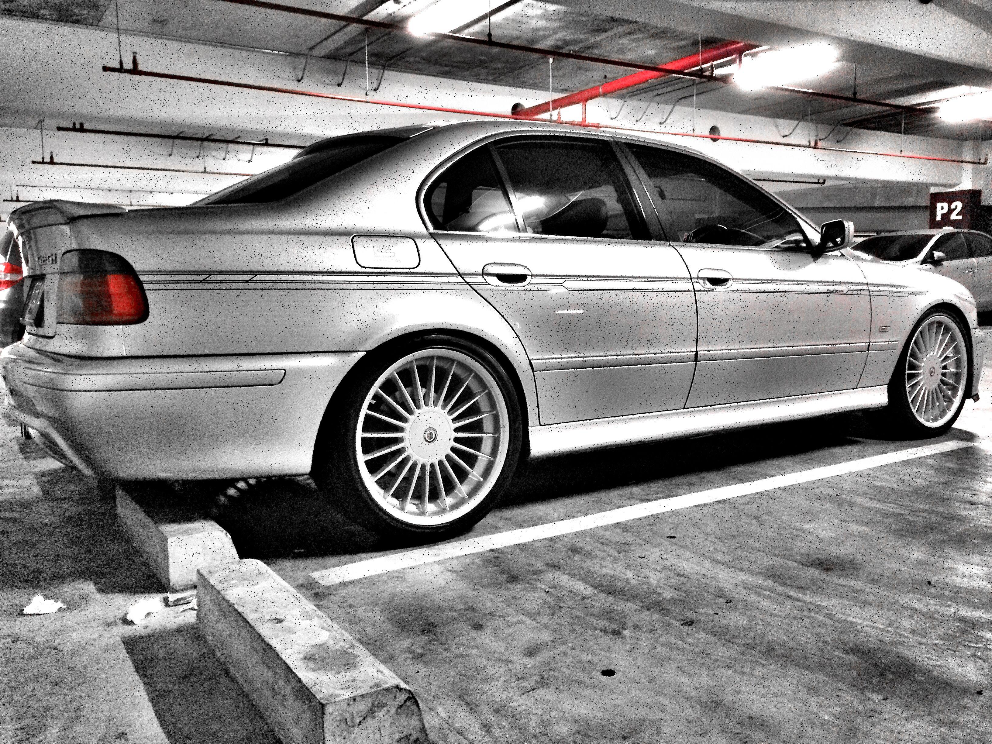 Bmw E39 Alpina Lovers Bmw Bmw E39 Bmw Wheels
